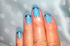Wear blue nails on Colon Cancer day: March 1
