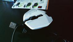 Mad Catz R.A.T.1 Mouse ; Detachable Sensor Module