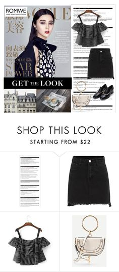 """""""Get the look"""" by antonija2807 ❤ liked on Polyvore featuring Arche and romwe"""