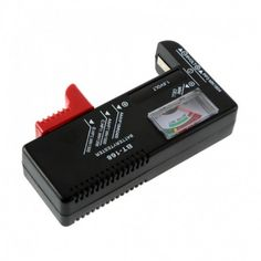 Super billig batteritester der kan teste AA, AAA, C, D & 9volt