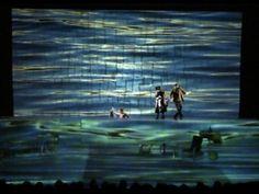 'Maestro' lighting by Kimmo Karjunen Jyväskylä City Theatre 2006