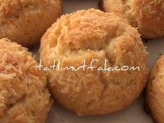 Hindistancevizli Kurabiye – Tatlı Mutfak