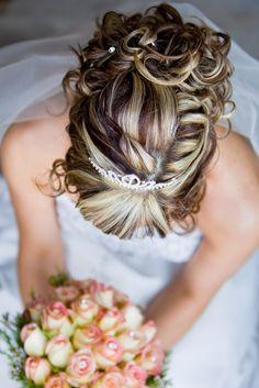 Die 8 Besten Bilder Von Brautfrisuren Ohne Schleier