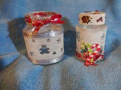 Vianočné svietniky so snehovým efektom vyrobíte poľahky so zubnou pastou:) Skvelý nápad:) Autorka: apple. Vianoce, vianočné dekorácie, svietnik, diy, hand made, zubná pasta. Artmama.sk