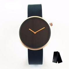 Minimalist Watch for the Minimalist Man- White Face