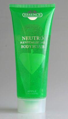 Wholesale Bulk Buys Neutro Revitalizing Body Scrub - Apple Case of 24  #Essence