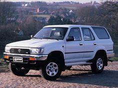 Toyota 4Runner 5-door (1992 – 1995).