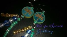 Hey, I found this really awesome Etsy listing at https://www.etsy.com/listing/230301943/dragonfly-dangle-earrings