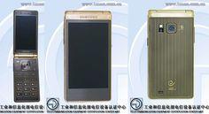 Samsung Galaxy Golden 2 Flip Model Passed Through TENAA - http://www.doi-toshin.com/samsung-galaxy-golden-2-flip-model-passed-tenaa/