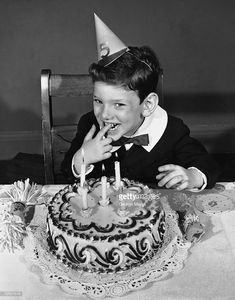 In fact, the origins of eating cake to celebrate a birthday can be traced back to Roman times. Birthday cake is forever, people. Be gone, cupcakes! Birthday Greetings, Birthday Celebration, Birthday Wishes, Birthday Parties, Birthday Pictures, Birthday Images, It's Your Birthday, Boy Birthday, Birthday Cake