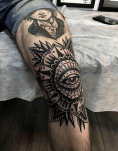 Leg Sleeve Tattoo, Leg Tattoo Men, Tattoo Sleeve Designs, Tattoo Designs Men, Arm Tattoo, Mandala Tattoo Men, Tatoo Henna, Lotus Tattoo Men, Compass Tattoo