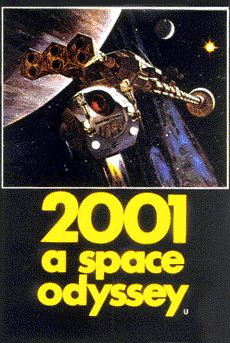 2001: A Space Odyssey. I honestly do enjoy Sci-Fi flicks, and I know it's blasphemy to say so, but I just can't show that much love for this one. What I do love about this flick is the awesome set design. I have much love for the George Nelson Herman Miller Coconut chair, the Eero Aarnio's Globe chair and  the poofy red Djinn chairs! I think I'm supposed to take more out of this movie than the awesome furniture, but I can't help it!! And for those reasons alone, this movie gets higher marks…