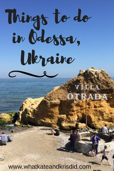 Things to do in Odessa, Ukraine, including visiting the cognac factory, exploring the catacombs, drinking craft beer and relaxing on the beaches. Best Travel Guides, Europe Travel Guide, Travel Advice, Travel Destinations, Travel Ideas, European Destination, European Travel, Stuff To Do, Things To Do