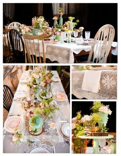 These Neutral Wedding Colors plus a deep red would be awesome!