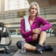 Strength training is key to staying healthy as you age.