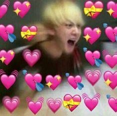 When BTS says they bringing out a new album Bts Meme Faces, Funny Faces, Kpop, Bts Emoji, Jimin, Bts Jin, Heart Meme, Les Bts, Cute Love Memes