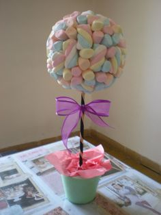 chimemon cositas dulces: CANDY TREES