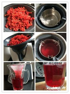 Entsaften mit dem Thermomix – einfaches Rezepte Juicing with the Thermomix? The huge advantage as always with the Thermomix, you do not have to stay there. You win a very aro … Dessert Oreo, Easy Smoothie Recipes, Simple Recipes, Simple Smoothies, Healthy Recipes, Vegetable Drinks, Food Trends, Healthy Eating Tips, Pampered Chef