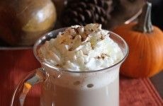 Crock Pot Pumpkin Lattes