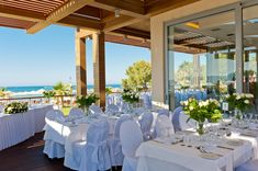 If you want special Cretan wedding, Minoa Palace Resort in Crete, Greece is the ideal location. Wedding Events, Weddings, Crete, Palace, Anxiety, Dreams, Table Decorations, Detail, Luxury
