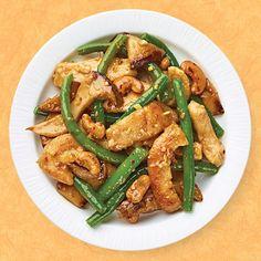 Organic Cashew Chicken with Mushrooms & Green Beans- Wegmans