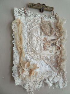 Scrap Lace Collage