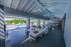 Location de villa prestige en Guadeloupe | La Coulée Bleue
