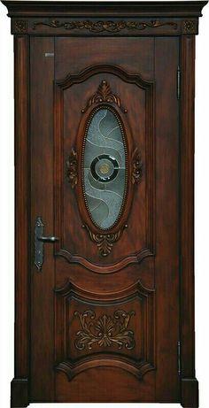 Ideas Wooden Glass Door Design Entrance For 2019 Wooden Glass Door, Wooden Main Door Design, Room Door Design, Window Design, Wooden Doors, Classic Doors, Unique Doors, Entrance Doors, Vintage Design