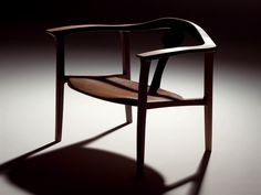 Cadeira de madeira NAGARE Chair by Conde House Europe | design Masayuki Nagare
