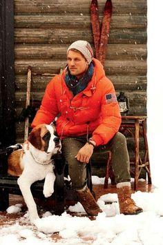 Ski trip ~ Ralph Lauren