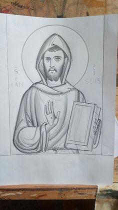 St Francis, Sculpture, Saints, Cute Photos, Life, Saint Francis, San Francisco, Sculptures, Sculpting