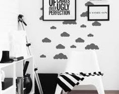 Image result for black and white toddler room