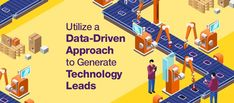 Today, we'll take a look at 5 data-driven marketing tips for your IT lead generation campaign that will help you fully utilize the people-first approach. Small Business Marketing, Sales And Marketing, Content Marketing, Marketing And Advertising, Digital Marketing, Marketing Process, Marketing Technology, Sales Strategy, Lead Generation