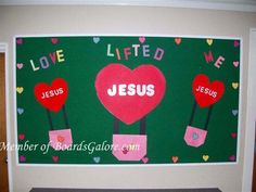 Bulletin board ideas on pinterest church bulletin boards bulletin