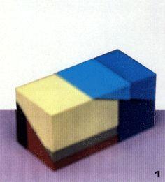 Anton Hanegraaf Geometric Origami, Anton