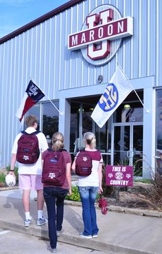 3d12722f4dd0 Get your back to school backpack  Maroon U! We now carry Jansport backpacks  in