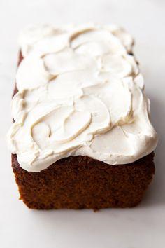 "Honey Carrot Banana Bread from America's Test Kitchen's ""Naturally Sweet"""