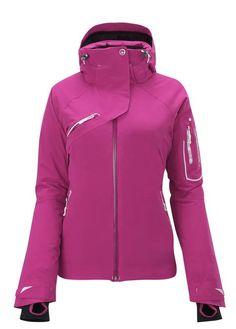 Salomon Women's Speed II Jacket (Fancy Pink) www.winterwomen.com
