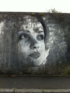 Street art | Mural (Brest, France) by Ben Slow