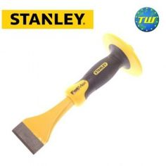 Stanley FatMax 55mm Electricians Chisel with Guard 4-18-330