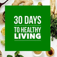 only 30 days....you can do it!!!!