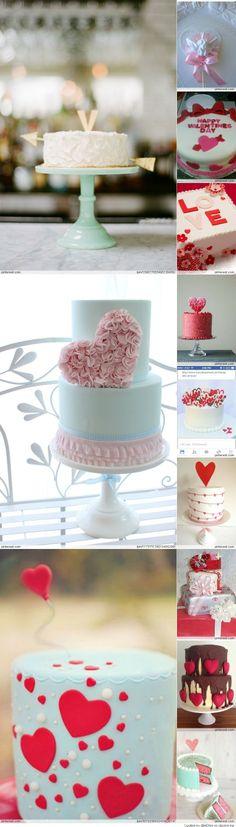 Valentines Cake,Cookies,Cupcake and Chocolate