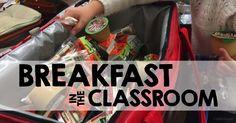 Breakfast in the Cla