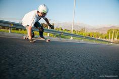 Longboard Chile #longboarding  Rider: Pablo Guerra Foto © www.jesusmier.com