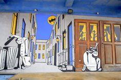 Street Art Kraków, PL #kraków #cracov #poland #polska #streetart #mural #urbanart #PL #seeuinpoland #travel #visitpoland #polandtravel