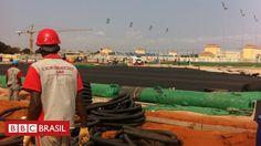 Embora país africano tenha sido citado em delações de corrupção por executivos da Odebrecht, empresa não é investigada - como ocorreu em vários outros países; para ativista, laços com autoridades locais a protegem de questionamentos na Justiça.