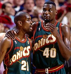 The Breakdown with Dave & Audley: Gary Payton & His NBA Life