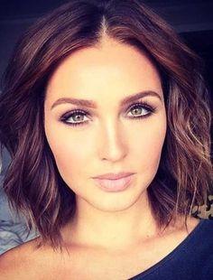 New hair style for short hair - http://new-hairstyle.ru/new-hair-style-for-short-hair/ #Hairstyles #Haircuts #Ideas2017 #hair