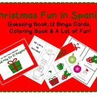 This set of coloring activities will bring a lot of fun to your Christmas celebration in Spanish class.This set Coloring A set of flashcards that your students can A word A Ideas to use these activities in class! Preschool Spanish, Spanish Teaching Resources, Spanish Activities, Color Activities, Fun In Spanish, Spanish Class, Learn Spanish, Spanish Lesson Plans, Spanish Lessons
