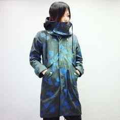 "MINT NeKO Ice World ""Mod"" Coat / $362.95"